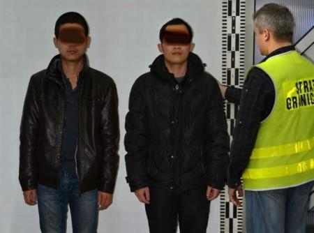 Hai người bị tình nghi đi đón, đã bị tam giam để điều tra. Ảnh poranny.pl