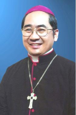 Giám mục Giuse Võ Đức Minh