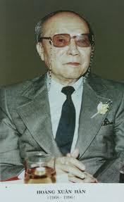 Ông Hoàng Xuân Hãn (1908–1996)