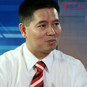Ông Lê Thăng Long