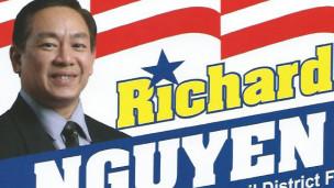 """Richard Nguyễn """"có trong tay chính nghĩa của một cộng đồng tị nạn cộng sản đứng sau"""""""