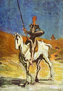 Honoré_Daumier (Don_Quixote)