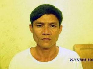 Cựu tù chính trị Huỳnh Anh Trí vừa mãn án 14 năm tù vào ngày 29 tháng 12 vừa qua