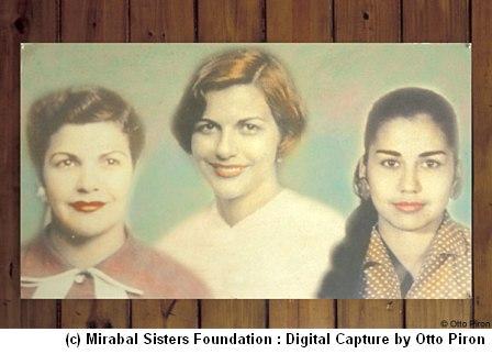 Chị em nhà Mirabal