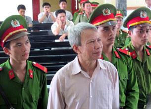 Ông Ngô Hào bị tuyên y án sơ thẩm, 15 năm tù