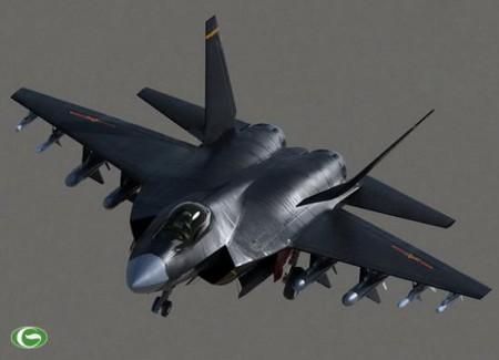Chiến đấu cơ tàng hình mới nhất của Trung Quốc được cho là giống mẫu máy bay F-60 (J-31)