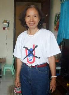 Bà Ngô Thị Hồng Lâm