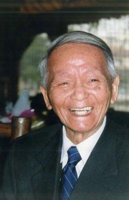 Giáo sư Nguyễn Lân 1906-2003
