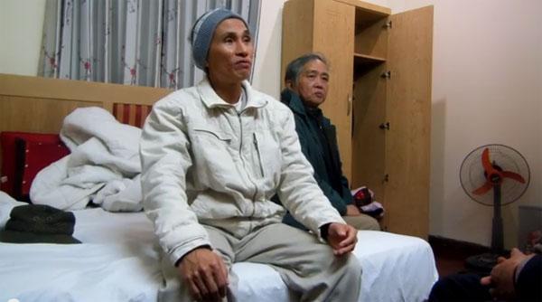 Ông Huỳnh Ngọc Tuấn. Ảnh: youtube