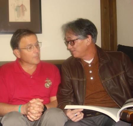 Tác giả Richard Botkin cùng chủ biên Nguyễn-Xuân Nghĩa