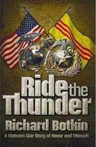 Bìa sách Ride the Thunder của Richard Botkin