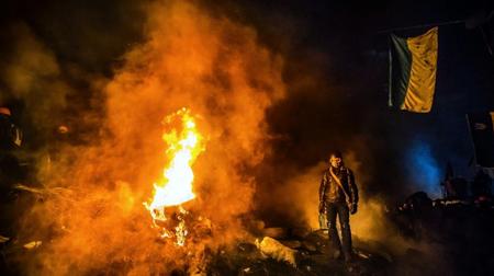 Cách mạng ở Ukraine (on the net)
