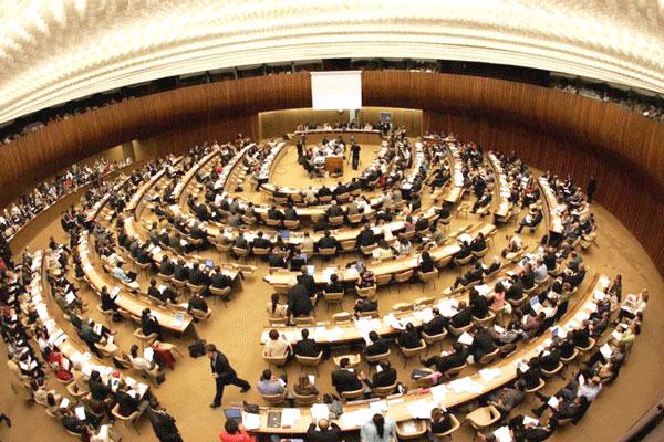 Hội nghị UPR tại trụ sở LHQ ở Genève