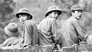 Hàng vạn những người lính trẻ đã nằm lại tại biên cương tổ quốc.