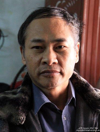 Ông Dương Văn Mình tại Hà Nội.