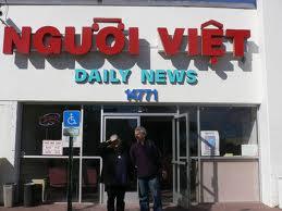 Báo Nhười Việt ở Nam Cali