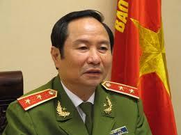 Thượng tướng C.A Phạm Quý Ngọ