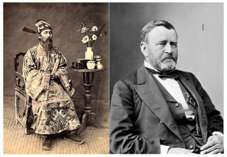 Bùi Viện và Tổng thống Hoa Kỳ, Grant