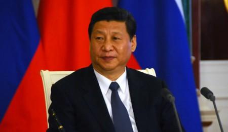 Ông Chủ tịch Trung Quốc Tập Cận Bình kêu gọi kiềm chế trong vấn đề Ukraina.