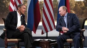 Putin- Obama. Ảnh rt.com