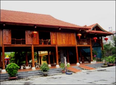 Nhà của Phó bí thư thường trực HDND tỉnh Hà Giang Vương Mí Vàng
