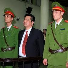 LS Hà Vũ trước tòa