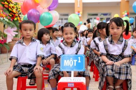 Học sinh lớp 1. Ảnh mang tính minh họa. Nguồn Thanhnien.com