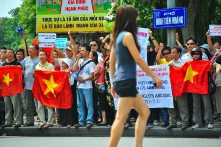 Ảnh Nguyễn Lân Thắng
