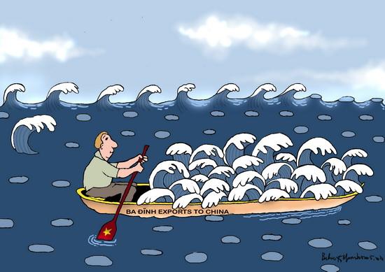 Biển Đông sẽ không còn tiếng sóng