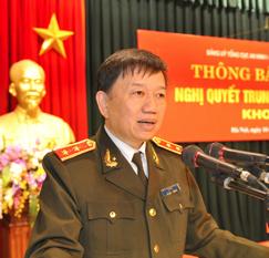 Tô Lâm có một ngàn hecta đất Văn Giang