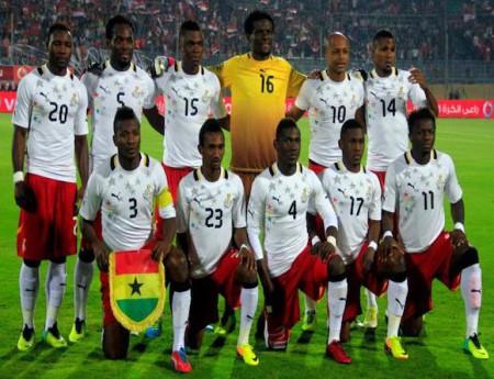 Tuyển Ghana