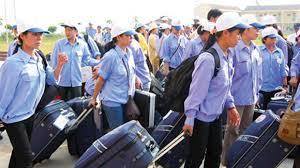 Công nhân xuất khẩu lao động của VN Ảnh mang tính minh họa