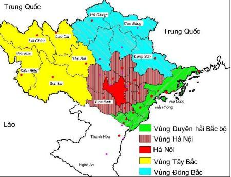 TQ muốn khống chế toàn bộ miền duyên hải Bắc bộ