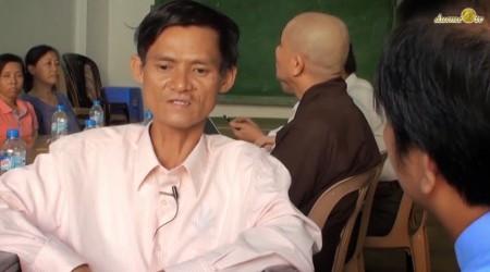 Anh Huỳnh Anh Trí vào thời điểm bệnh nặng