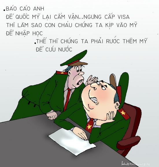 Cấm vận VISA