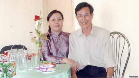 Gia đình blogger Nguyễn Văn Hải hy vọng ông sẽ sớm được trả tự do