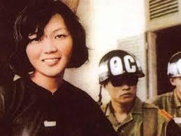 Bà Võ Thị Thắng nổi tiếng với bức ảnh