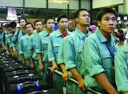 Người lao động Vn chưa bao giờ có 1 tổ chức công đoàn thực sự. Ảnh manh tính minh họa.