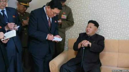 Ông Kim Jong-un được cho là vẫn đang nắm quyền lãnh đạo ở Bắc Hàn