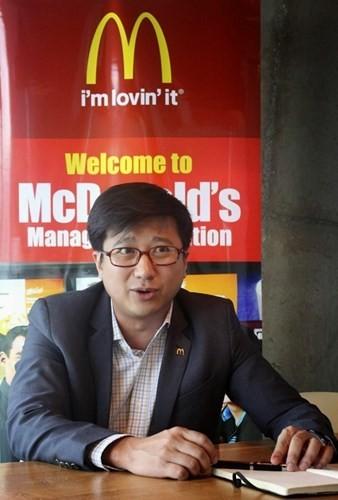 Nguyễn Bảo Hoàng và thương hiệu McDonald's