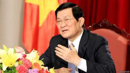 Ông Sang nói việc áp dụng Công ước chống Tra tấn của Liên Hiệp Quốc phải phù hợp với pháp luật và hiến pháp của Việt Nam