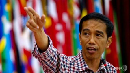 Tổng thống Indonesia Joko Widodo - Ảnh: AFP