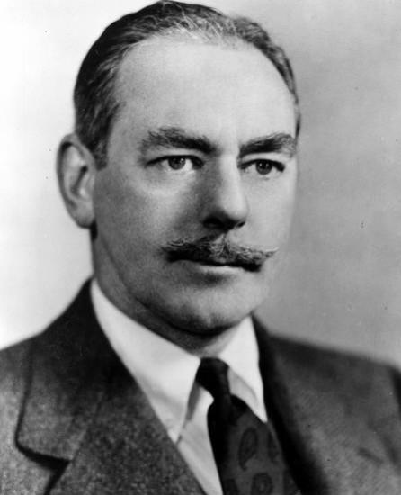 Ngoại trưởng Mỹ Dean Acheson. Ảnh: Truman Library