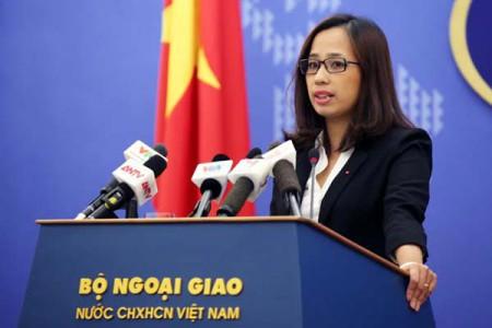""":""""Nhà nuớc Việt Nam đã quyết định tạm đình chỉ chấp hành hình phạt tù đối với Nguyễn Văn Hải và cho phép Nguyễn Văn Hải xuất cảnh đi Mỹ vì lý do nhân đạo."""""""