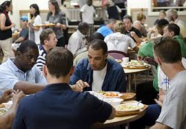 Bữa ăn của dân Homeless