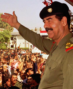 Saddam Hussein (Iraq) Số người chết: 2 triệu Năm nắm quyền: 34 (1.969-2.003) Tội phạm tàn ác nhất: diệt chủng người Kurd Loại cai trị: độc tài Nguyên nhân của sự chết: bị treo cổ