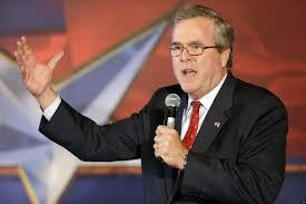 Cựu thống đốc Jeb Bush. Ảnh Redstar