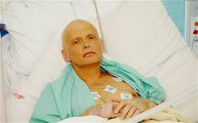 Alexander Litvinenko. Ảnh Telegraph.co.uk