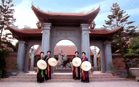 Bắc Ninh với làn điệu Quan họ nổi tiếng