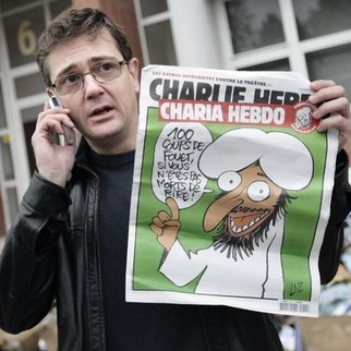 charlie_hebdo and cartoon